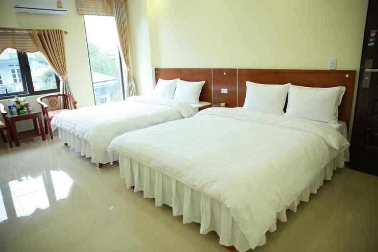 BEDROOM Khách sạn Tam Giác Mạch - Hà Giang