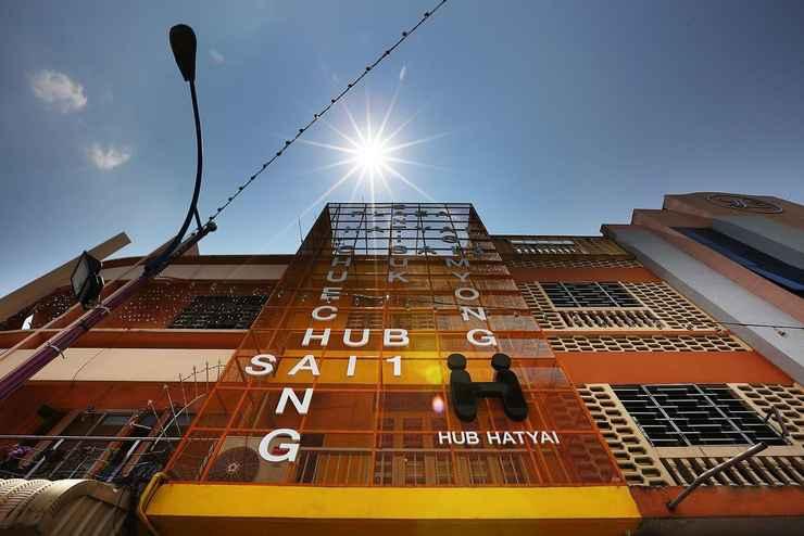 EXTERIOR_BUILDING Hub Hostel Hatyai