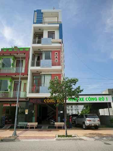 EXTERIOR_BUILDING Khách sạn Công Rô 1 Ninh Thuận
