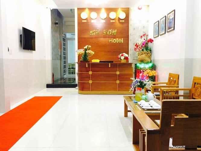 LOBBY Khách sạn Mỹ Sơn