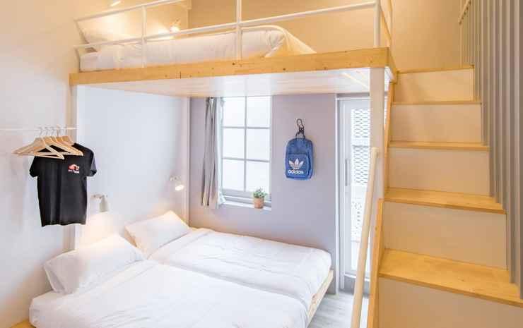 Nornyaowarat Hotel Bangkok - Loft Quadruple Room with Private Bathroom
