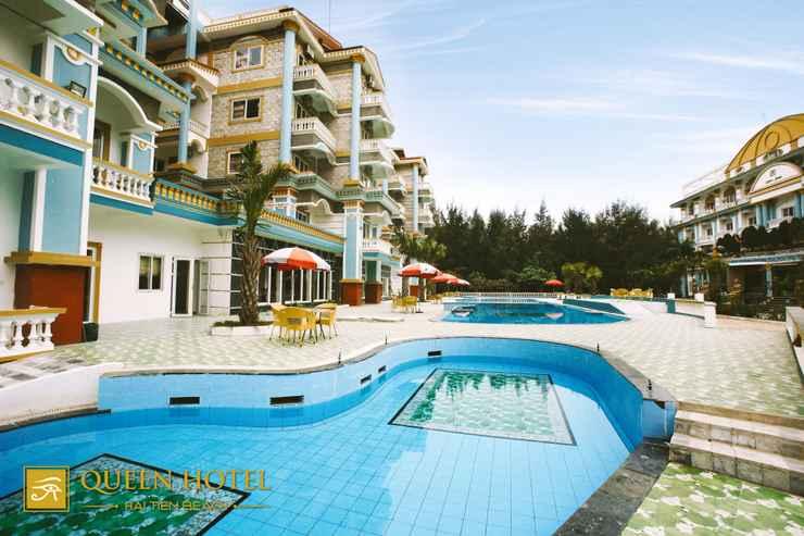 SWIMMING_POOL Khách sạn Queen Hải Tiến