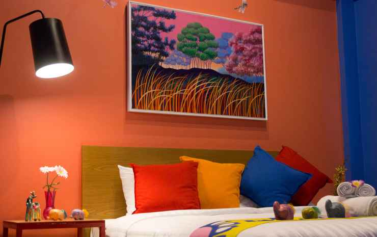Non Nid Non Noi Design Hotel  Chiang Mai - Standard Double Room - Room Only NR
