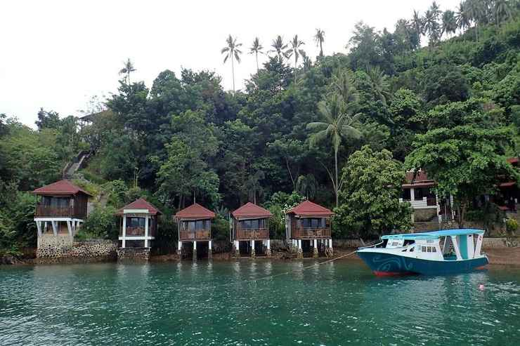 EXTERIOR_BUILDING Nice Stay at Froggies Divers Lembeh