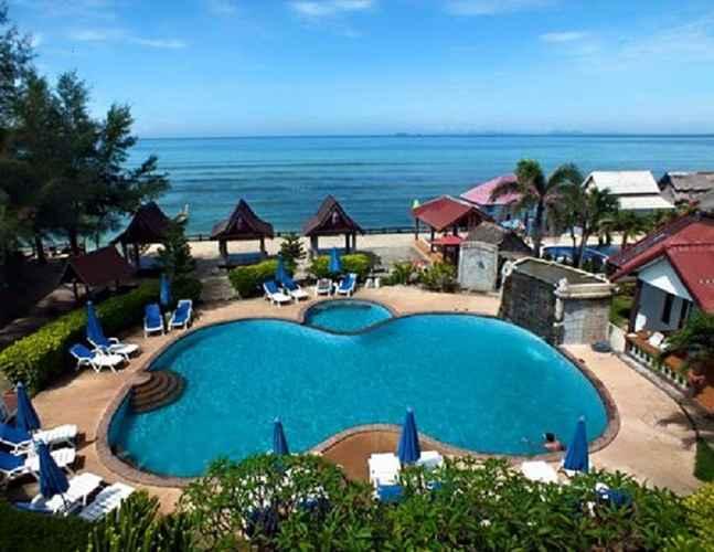 SWIMMING_POOL Blue Andaman Lanta Resort
