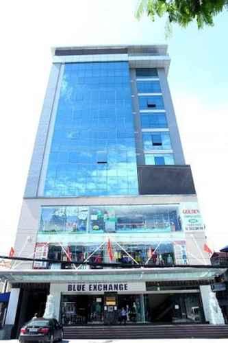 EXTERIOR_BUILDING Khách sạn Golden Cẩm Phả