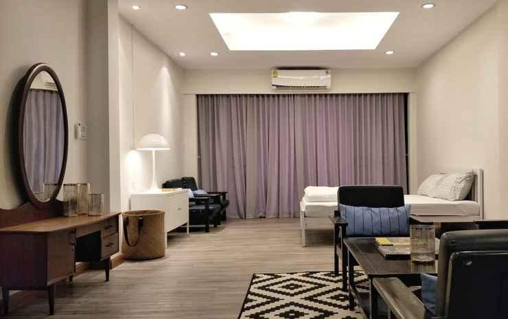 Fun Cafe & Hostel Bangkok Bangkok - Private Room 4 persons
