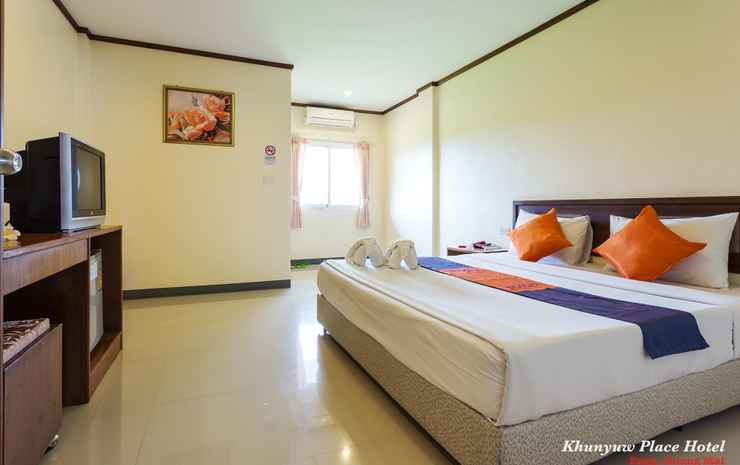 Khunyuw Hotel Chiang Mai - Standard Room Double Bed