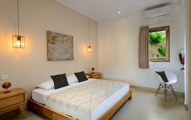 Canggu Beach Apartments Bali - garden view apartment B1