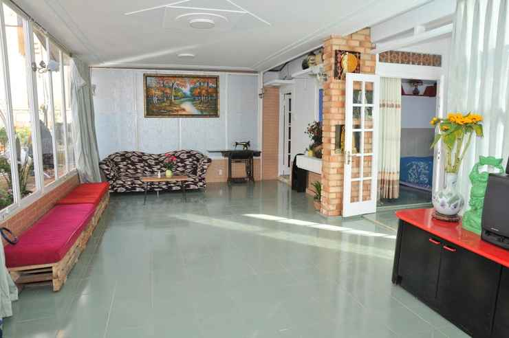 LOBBY Po's House Dalat - Picture your happiness!