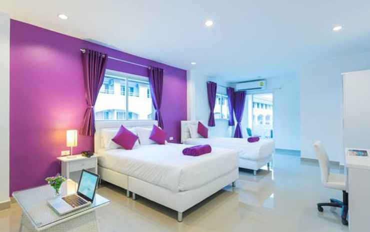 Z by Zing Chonburi - Deluxe Family Room