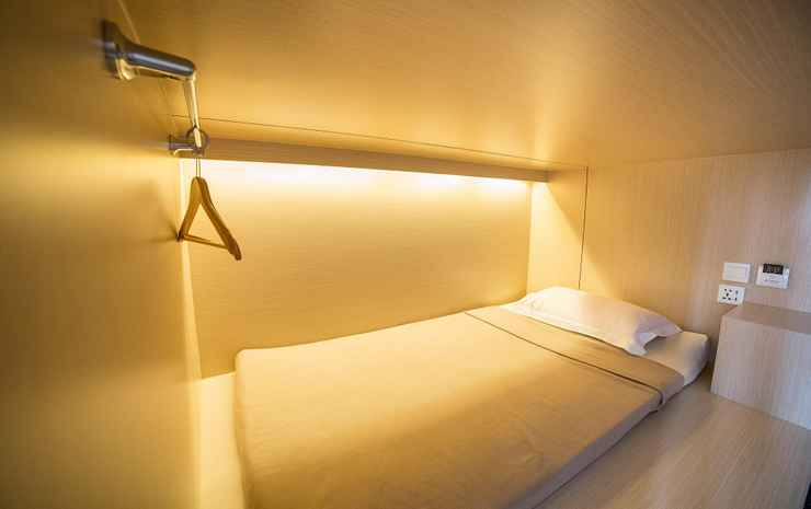 CUBIC Bed Hostel Bangkok - Private 4