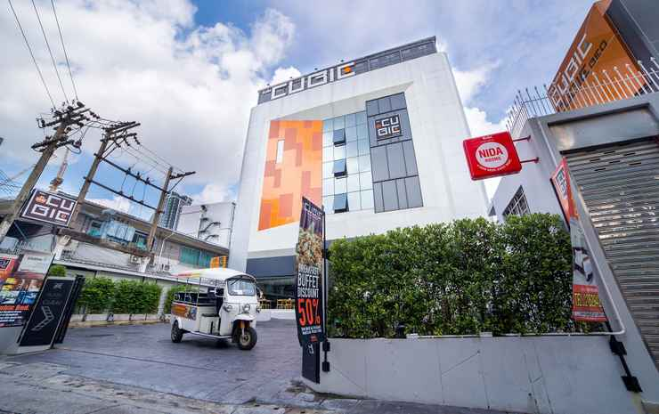 CUBIC Bed Hostel Bangkok -