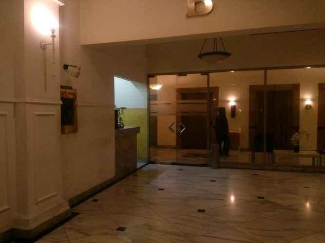 LOBBY Apartement Graha Cempaka Mas By Arif 2