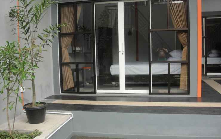 Chic Room across Airport at Ndalem Sorogenen Yogyakarta -