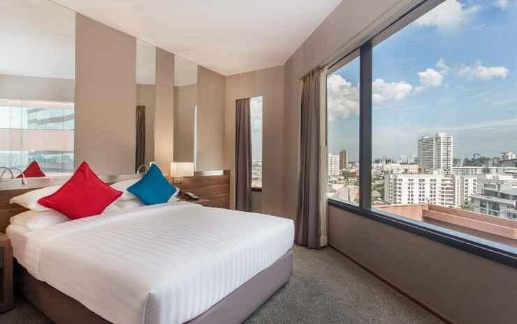 Swissotel Le Concorde Bangkok - Executive Suite with Breakfast