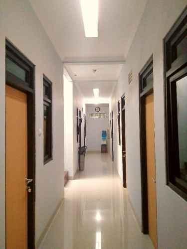 EXTERIOR_BUILDING Adikarta Guesthouse Janti Syariah