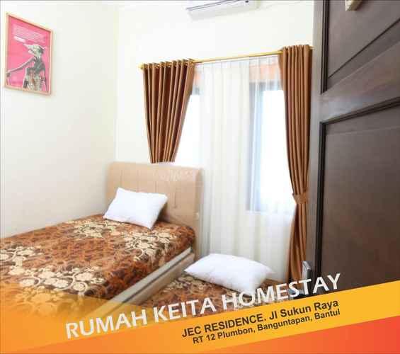 BEDROOM Modern Chic Room at Rumah Keita Homestay