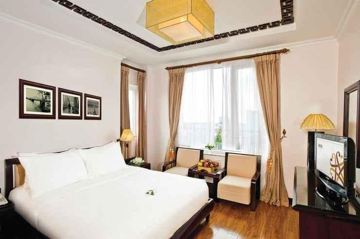 BEDROOM Khách sạn Cherish Huế