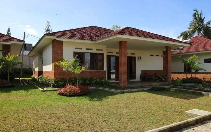 Taman Bukit Palem Resort Bogor - Villa - Three Bedroom