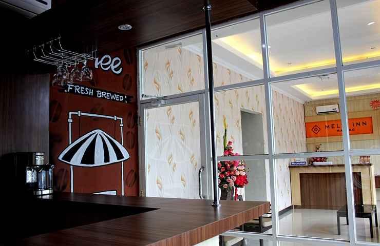 LOBBY Mel's Inn Manado