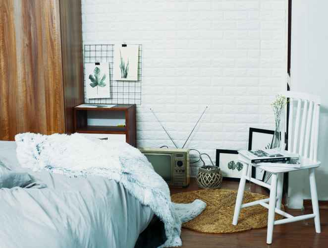BEDROOM La Casa Apartment Ngoc Ha