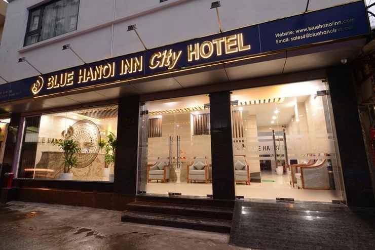 EXTERIOR_BUILDING Khách sạn Blue Hà Nội Inn City