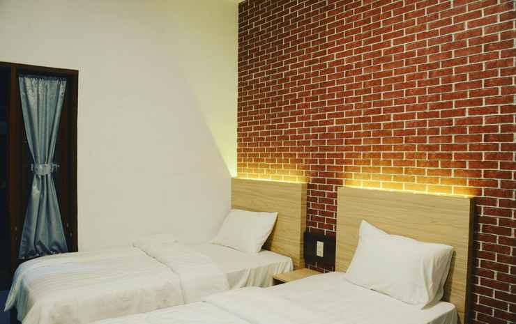 Hotel Kalang Ulu Berastagi Karo - Superior Twin room only