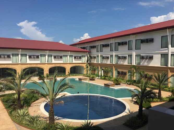 EXTERIOR_BUILDING Hotel Oazis
