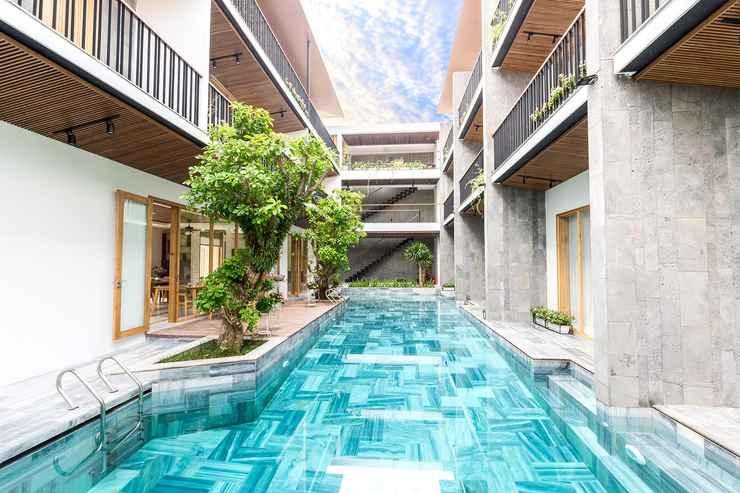 SWIMMING_POOL Tam House Villa Hotel