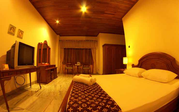 Classic Room at Diajenk Boutique Guesthouse Yogyakarta - Deluxe