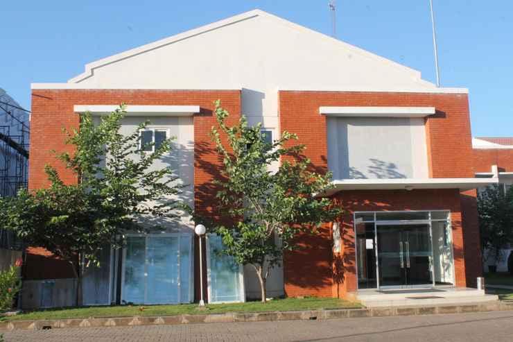 EXTERIOR_BUILDING Posco E&C Hotel