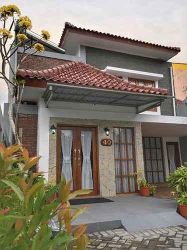 EXTERIOR_BUILDING Family Stay at Monggo Nginep @Kotagede Homestay
