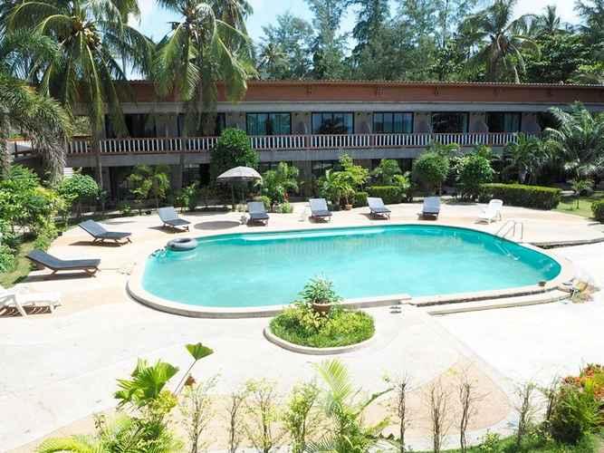 SWIMMING_POOL Lanta Darawadee Resort
