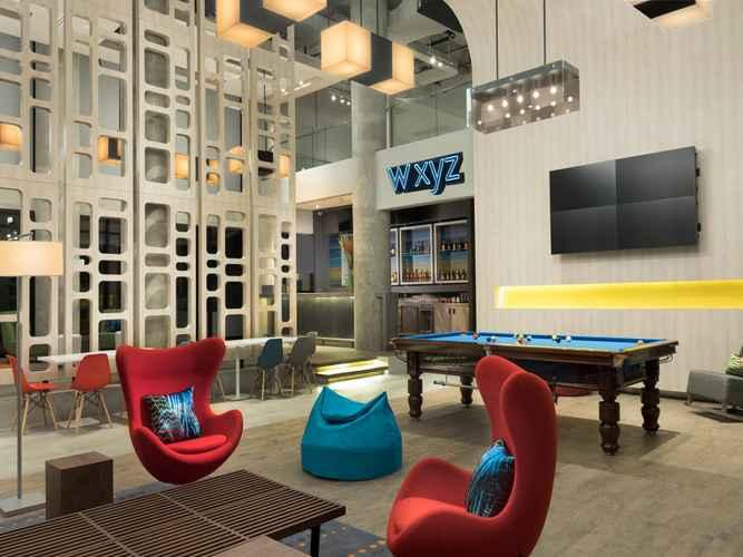 BAR_CAFE_LOUNGE Aloft Jakarta Wahid Hasyim