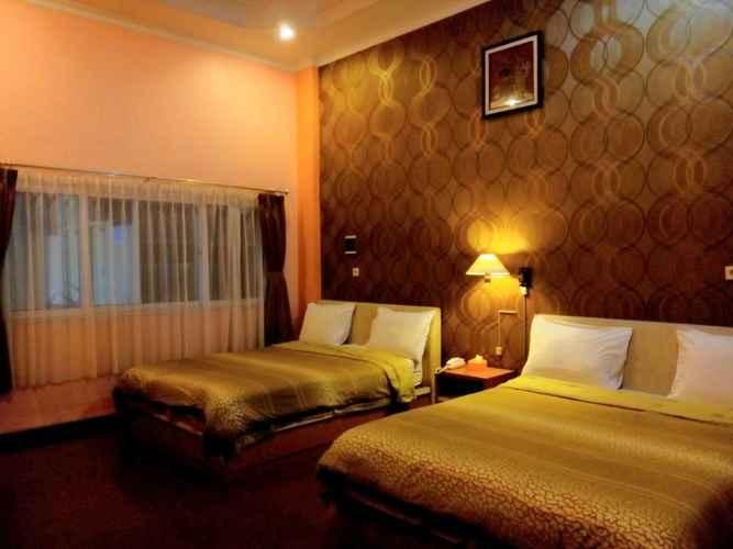 BEDROOM Nice Stay at Hotel Kencana Blora