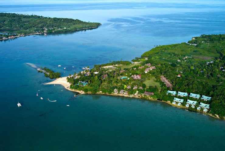 EXTERIOR_BUILDING Badian Island Wellness Resort