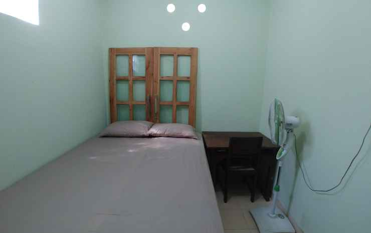 Homey Room at BottleBottle House Yogyakarta - Double Non AC  (Max Checkin 22.00)
