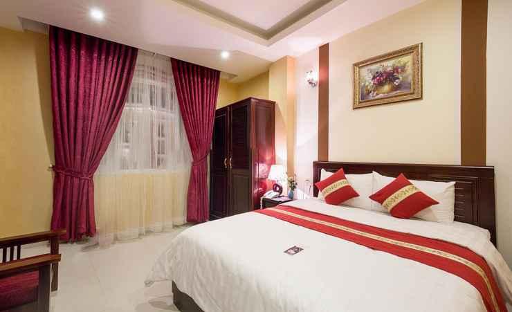 BEDROOM Khách sạn Victory Đà Lạt