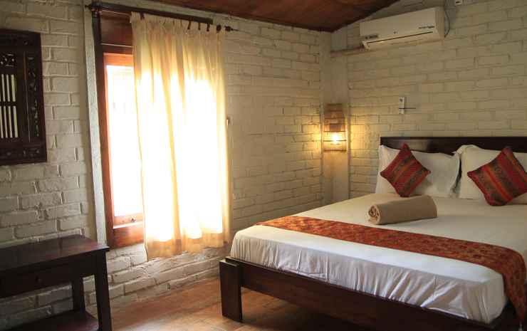 Ocean View Resort Ujung Genteng Sukabumi - Superior Three Bedroom Cottage