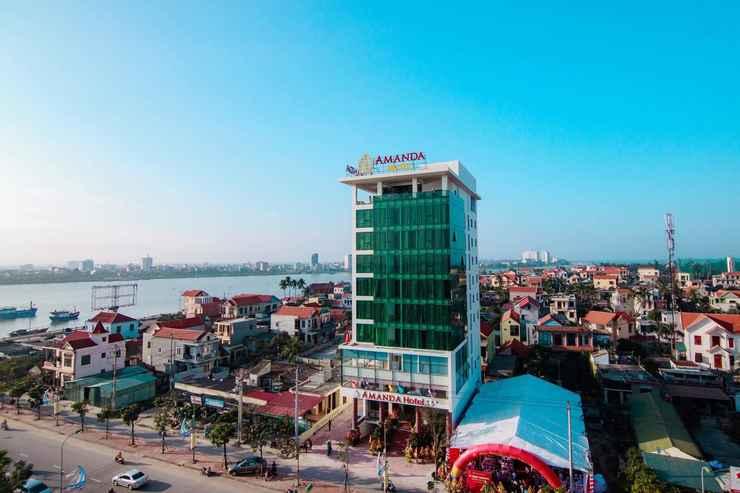 EXTERIOR_BUILDING Amanda Hotel Quang Binh