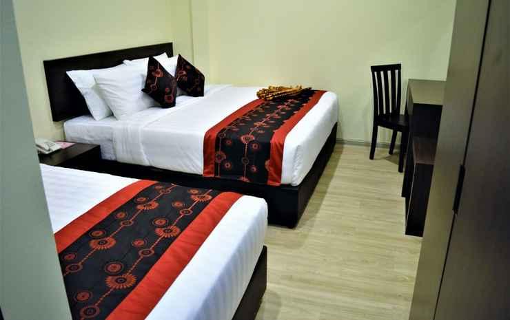 Hotel Zamburger Masjid India Kuala Lumpur Kuala Lumpur - Standard Twin Room