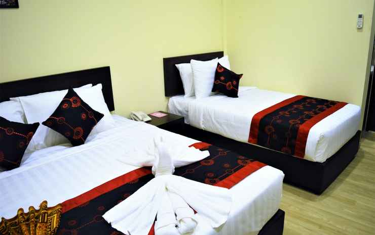 Hotel Zamburger Masjid India Kuala Lumpur Kuala Lumpur - Family Triple Room