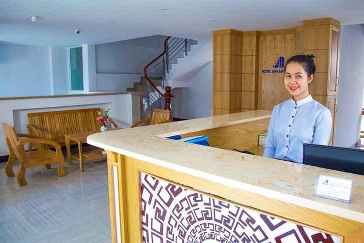 LOBBY Anh Sao Xanh Hotel