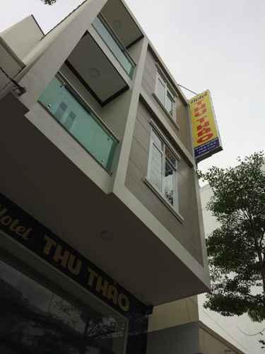 EXTERIOR_BUILDING Khách sạn Thu Thảo Ninh Thuận
