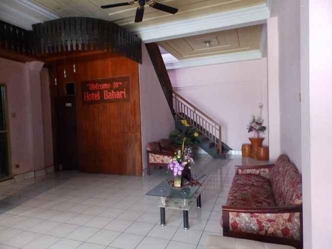 LOBBY Hotel Bahari Family Bitung