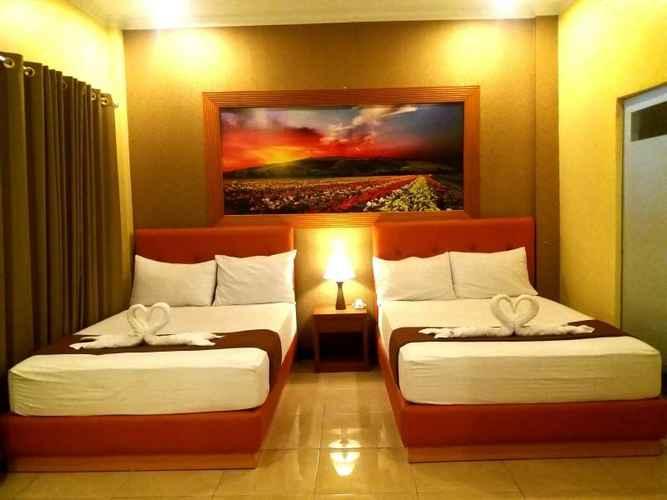 BEDROOM Hotel 21 Pati