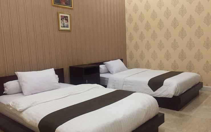 Spacious Room at Londres Bed and Breakfast Jogja Yogyakarta - Manchester