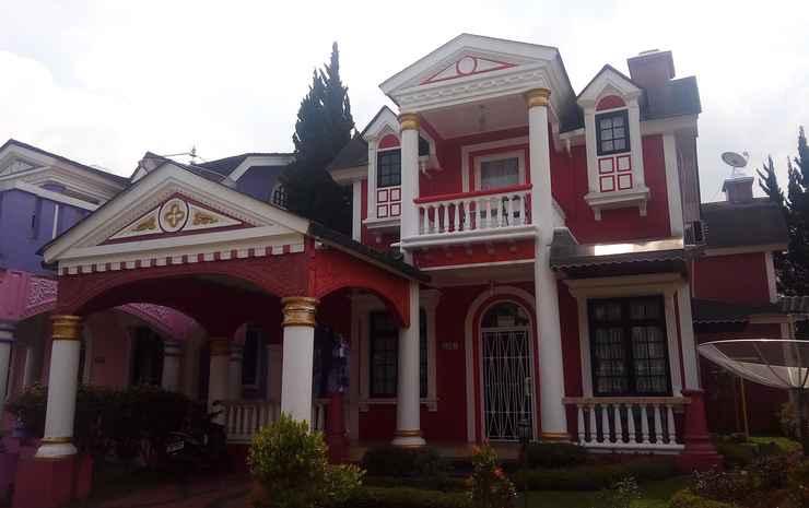 Zevannya Villa Orlando Kota Bunga Puncak -