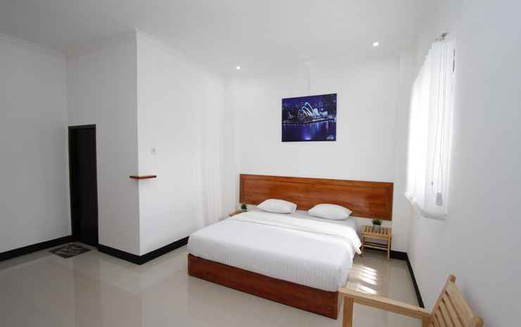 Cozy Room at One Guest House Banjarmasin - Deluxe